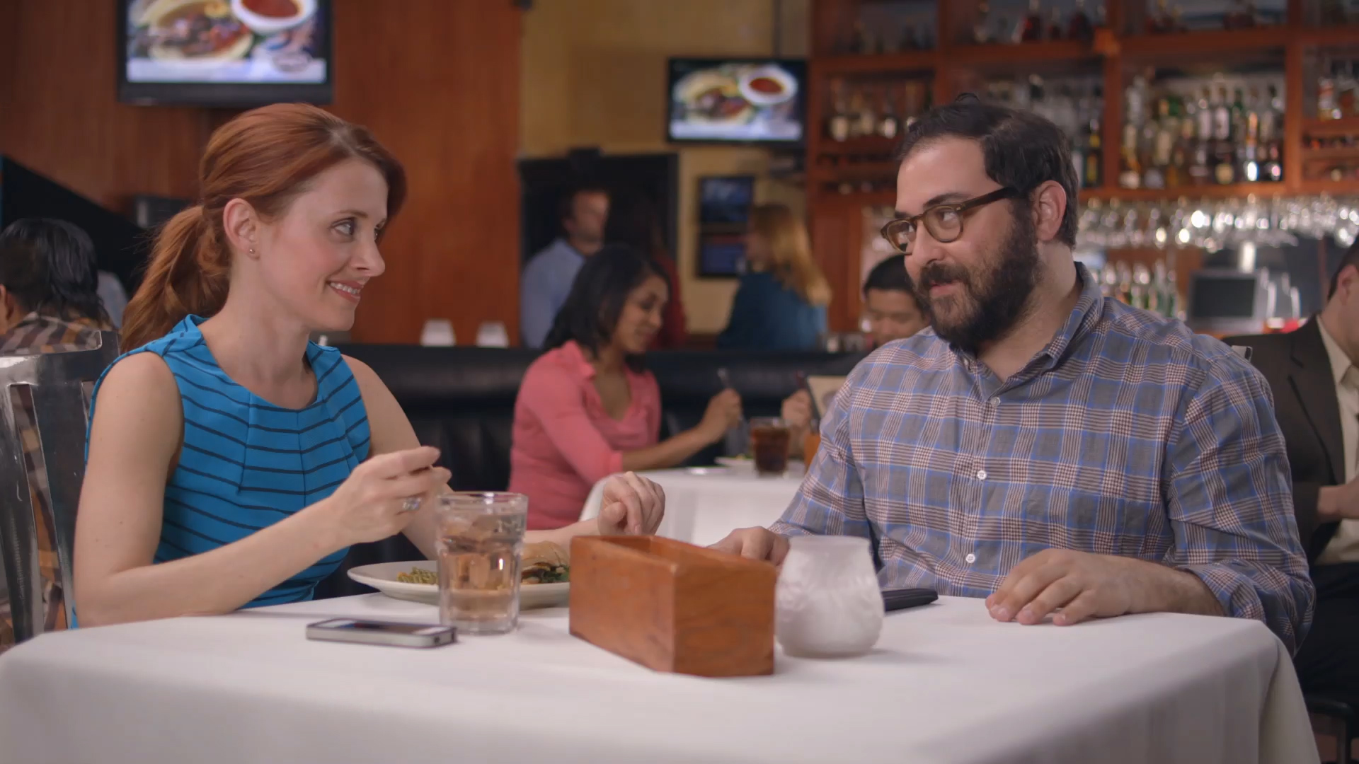 Erin Reagan Speed Dating